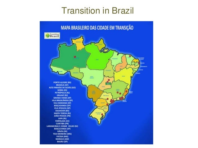 Transition in Brazil