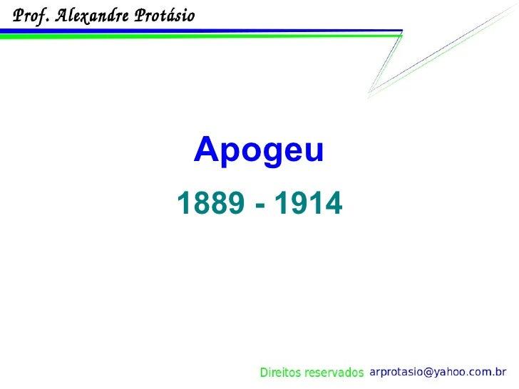 Brasil Republica Velha - apogeu Slide 2