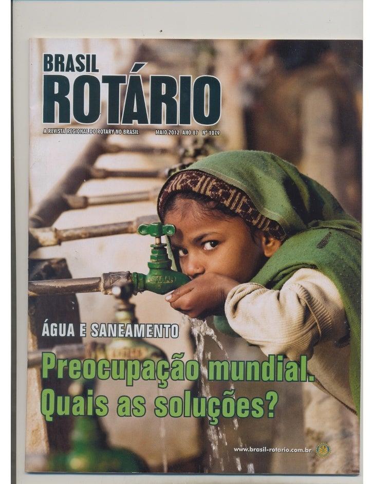 Rotaract Club de São Paulo na Brasil Rotário