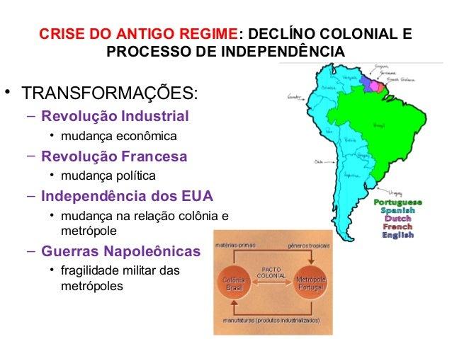 Brasil séc XVII e XVIII