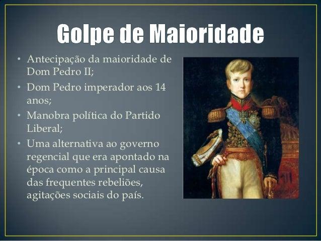 Brasil: Do II Reinado à República Velha