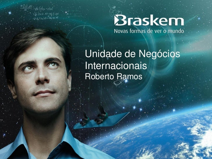 Unidade de NegóciosInternacionaisRoberto Ramos
