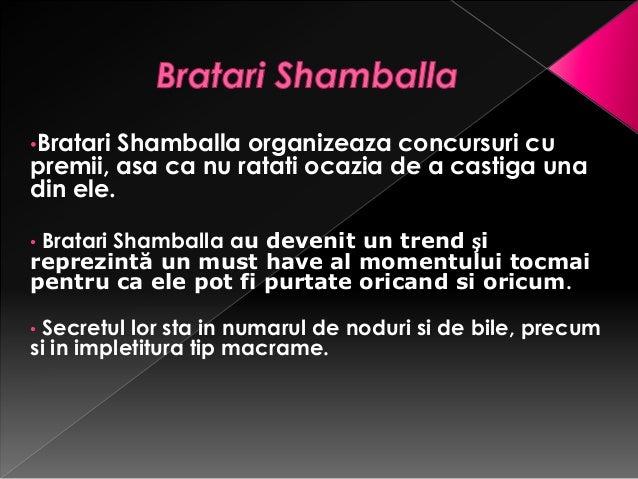 Bratari Shamballa Slide 2