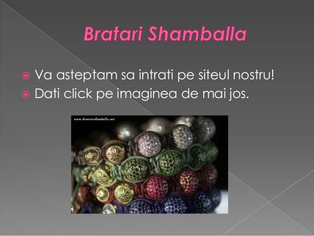Bratari Shamballa Slide 3