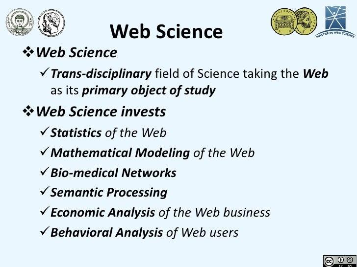 Bratsas Web Science Semantic Wiki Slide 2