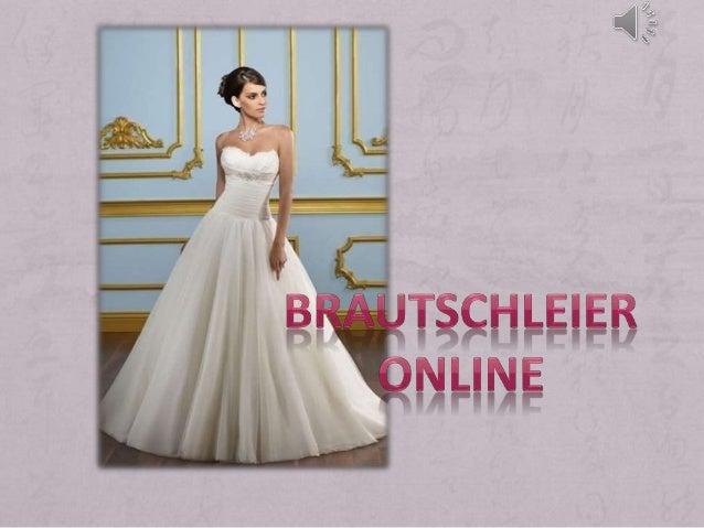 Brautschleier 2016 online günstig sale persun