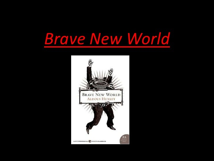 Conforming to Society in Brave New World by Aldous Huxley