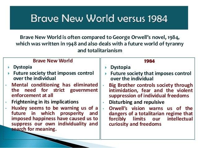 Brave new world prereading ppt