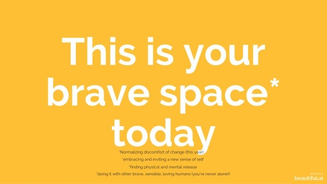 Brave Space New Year's Reflection Questions