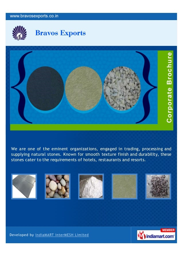 We are one of the eminent organizations, engaged in trading, processing andsupplying natural stones. Known for smooth text...