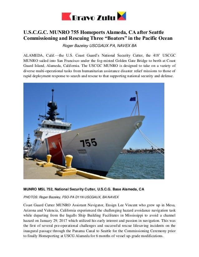 BRAVO ZULU 2017 Q3 USCGAUX NewsMAG_Roger Bazeley USCG-AUX