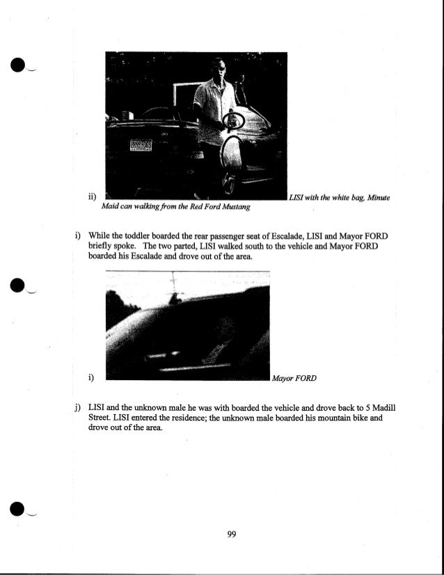 Analysis of June 26th, 2013 Surveillance report 58)1 conducted an analysis ofthe 2 buildings LISI attended on June 16th, 2...