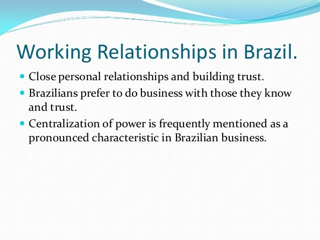 brazil dating and marriage customs