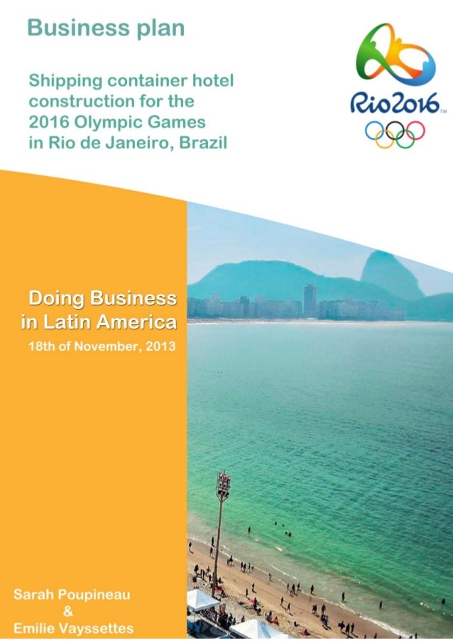 Business planning taxation 2016 olympics