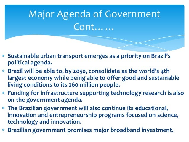 Regulatory Environment for Business in Brazil