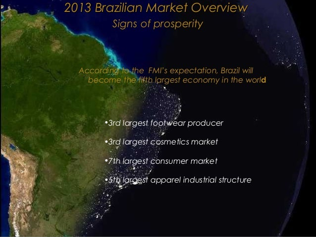 Brazil 2013   luxury market intelligence report  Slide 2