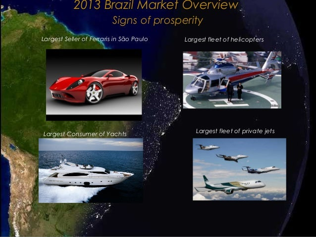 Brazil 2013   luxury market intelligence report  Slide 3