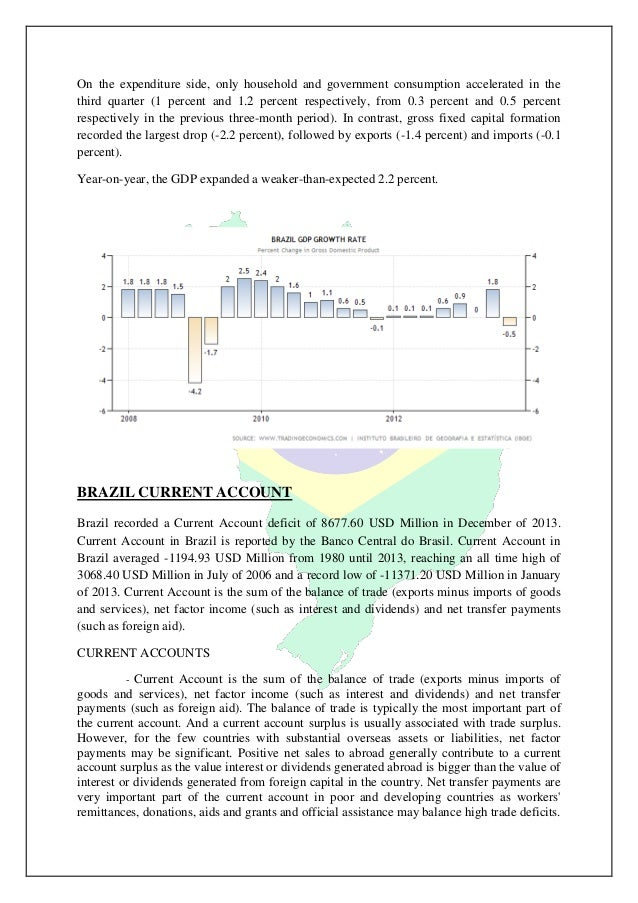 country analysis on brazil Pest analysis of brazil provides detailed information about the factors which affect the country's external macro environment, such as politics and economy.