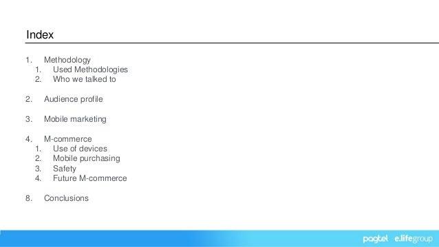 Brazilians and M-Commerce 2014 Slide 2