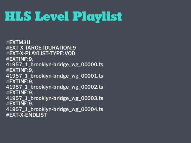 • RTMP (Real Time Messaging Protocol) • HLS (HTTP Live Streaming) Servidor RTMP Player Stateful Player Adaptive Streaming ...