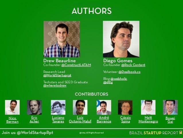 Drew Beaurline Co-founder @ConstructLATAM ! Research Lead @WorldStartuprpt ! Techstars and SEED Graduate @wheretodrew Dieg...