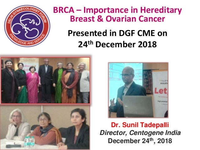 Brca Importance In Hereditary Breast Ovarian Cancer