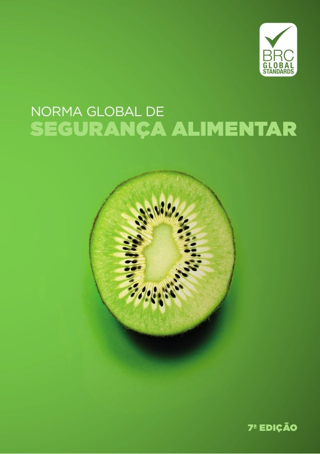 7ª EDIÇÃO NORMA GLOBAL DE SEGURANÇA ALIMENTAR