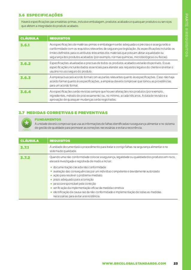 Issue pdf 7 brc standard food safety global for