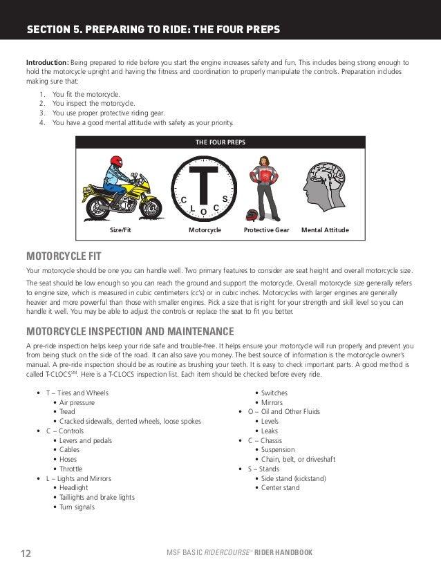 MSF Brc handbook