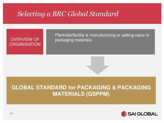 BRC Certification - Benefits & Roadmap