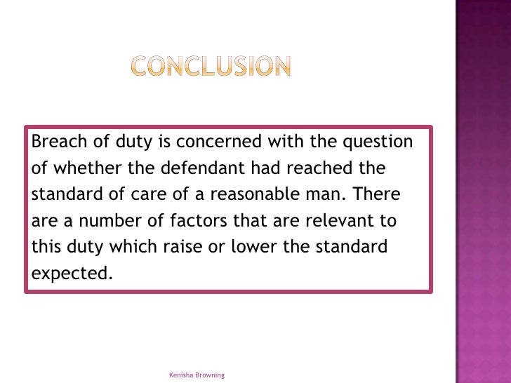 essay on duty of care Read duty of care free essay and over 87,000 other research documents duty of care let me start by recounting a personal experience a decade and a half ago, when i.