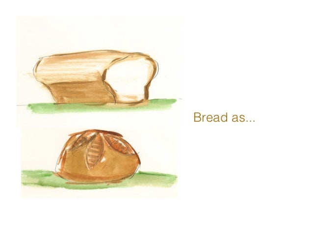 Bread as...