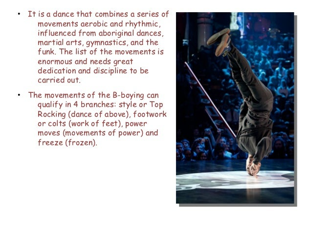 Breakdance Slide 2