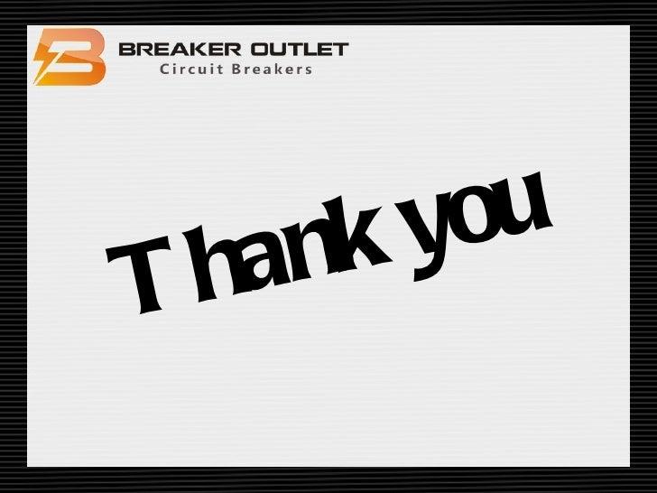 breaker outlet