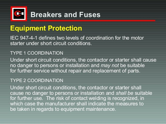 The Motor Branch Circuit Short Circuit And Ground Fault Protective