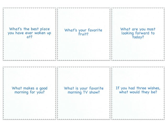 photograph about Printable Conversation Cards identify Totally free PRINTABLE: Family members Interaction Starters