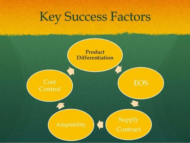 Pepsi co key success factors