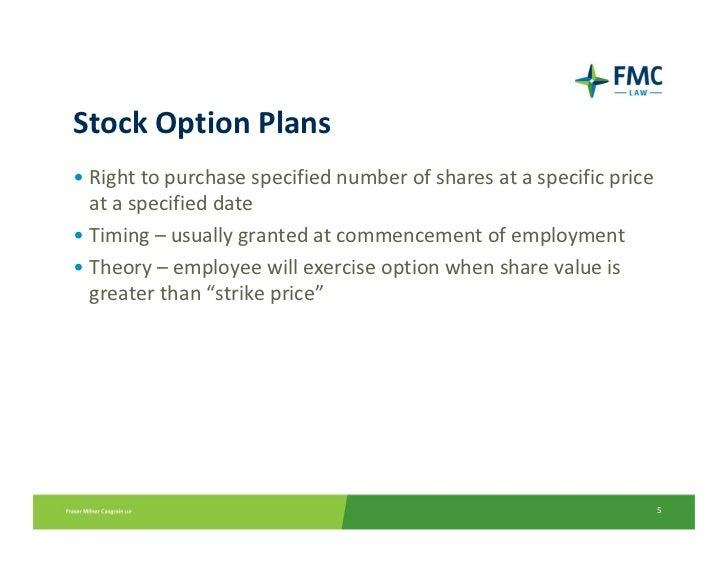 Phantom shares stock options