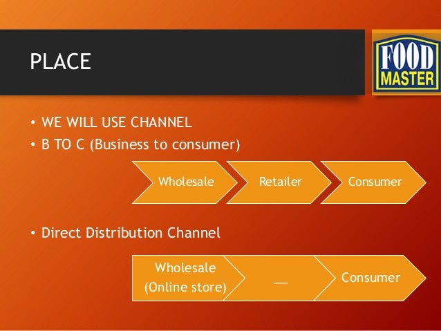 online distribution business plan