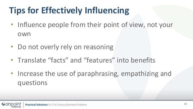 Benefits of paraphrasing goals