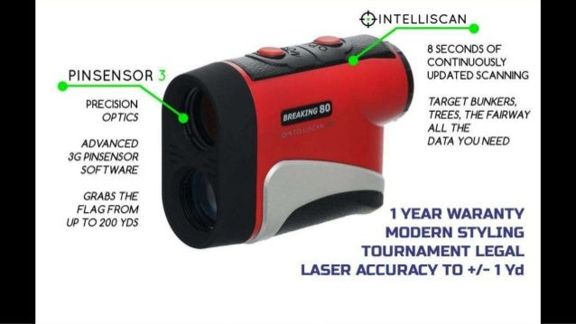 breaking 80 is500 golf rangefinder review