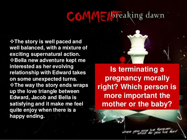 breaking dawn book summary