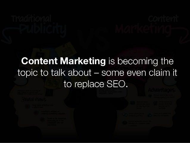 Breaking down Content Marketing (Public) Slide 3