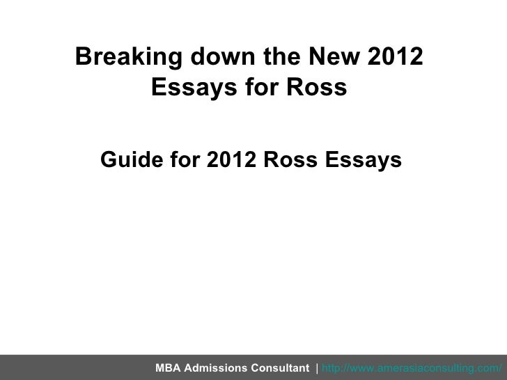ross essays Essays and criticism on sinclair ross - ross, sinclair.