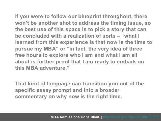 Wharton essay 3