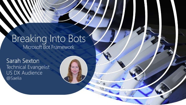 Introduction To Bots