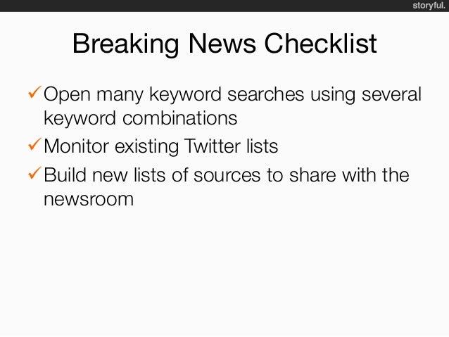 Super Search: Storyful Multisearch Plugin