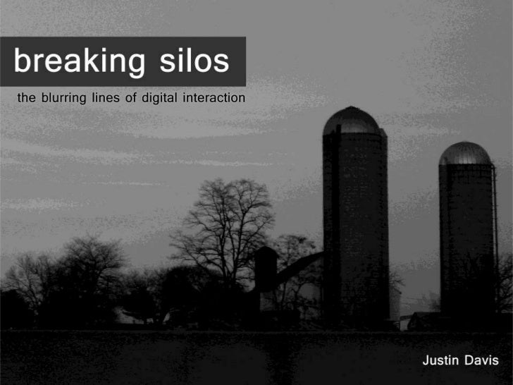 Breaking Silos: The Blurring Lines of Digital Interaction