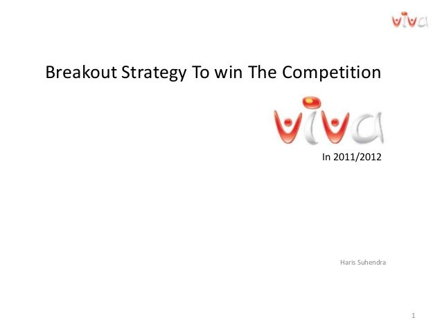1 Haris Suhendra Breakout Strategy To win The Competition In 2011/2012