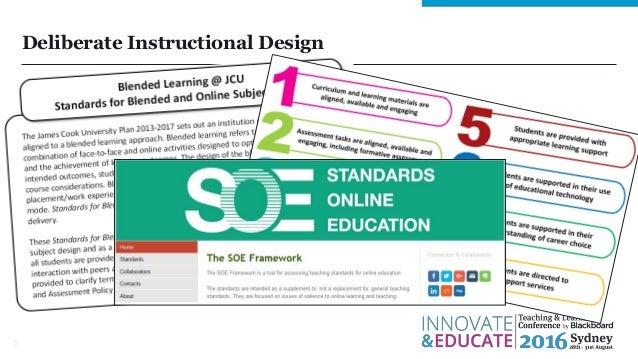 Deliberate Instructional Design 5
